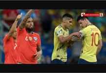 Prediksi Kolombia vs Chile, Copa America 29 Juni 2019