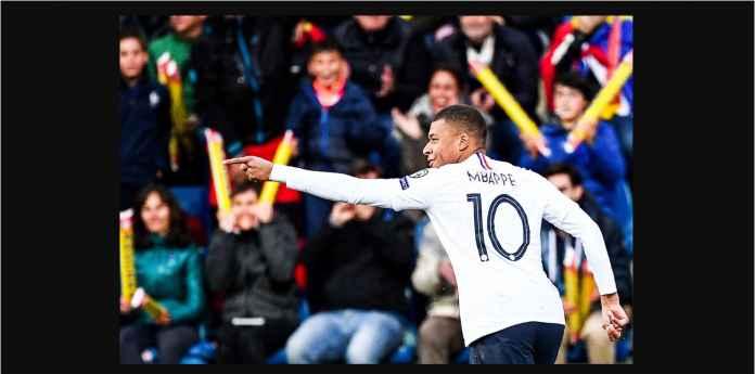 Prancis Menang Empat Gol yang Diawali Oleh Kylian Mbappe