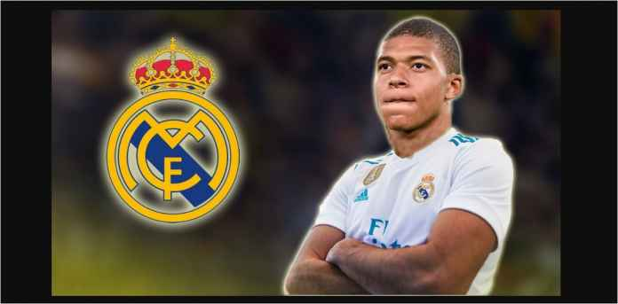 Kylian Mbappe Serahkan Permintaan Transfer, ke Real Madrid?