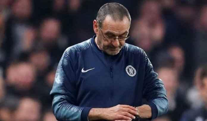 Chelsea Lepas Maurizio Sarri ke Juventus
