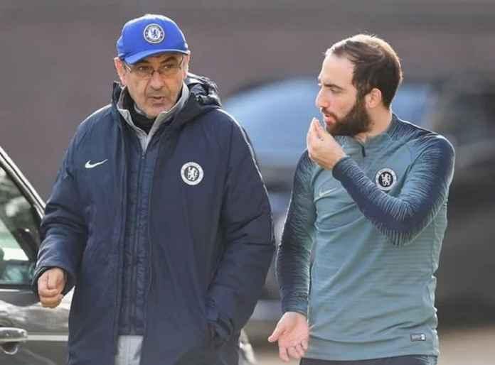 Chelsea Raup Untung Besar Jika Lepas Sarri ke Juventus