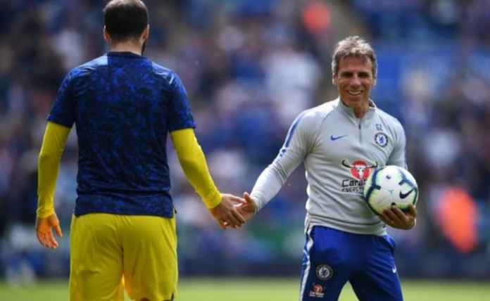 Chelsea Gigit Jari, Legendanya Tolak Tawaran The Blues