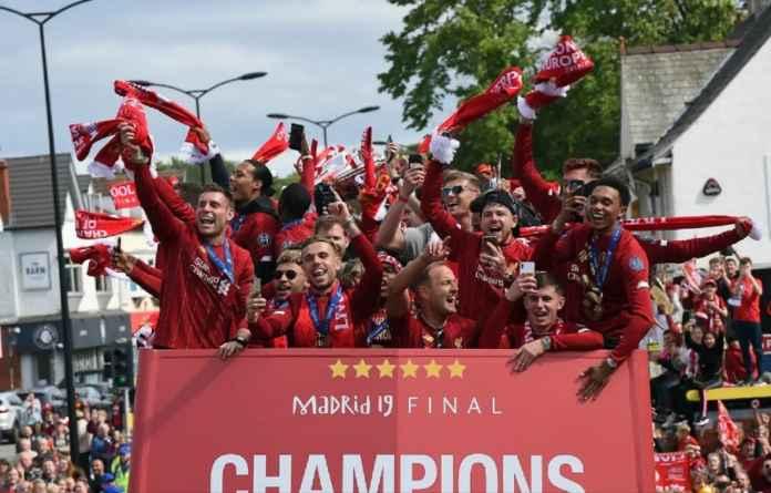 Liverpool Bertemu Napoli dan Lyon di Pramusim 2019