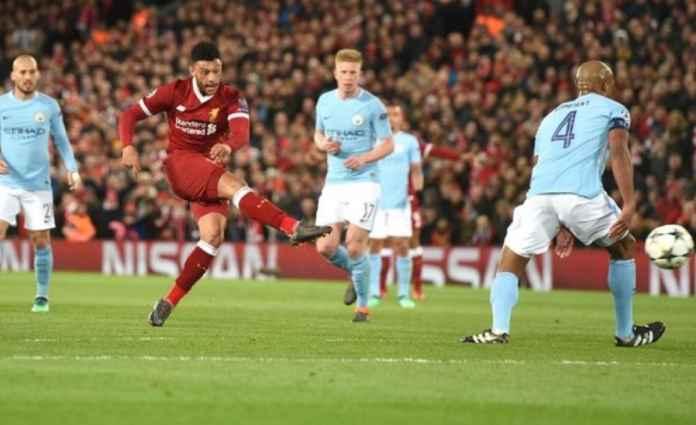 Alex Oxlade-Chamberlain Bertahan 12 Bulan Lagi di Liverpool