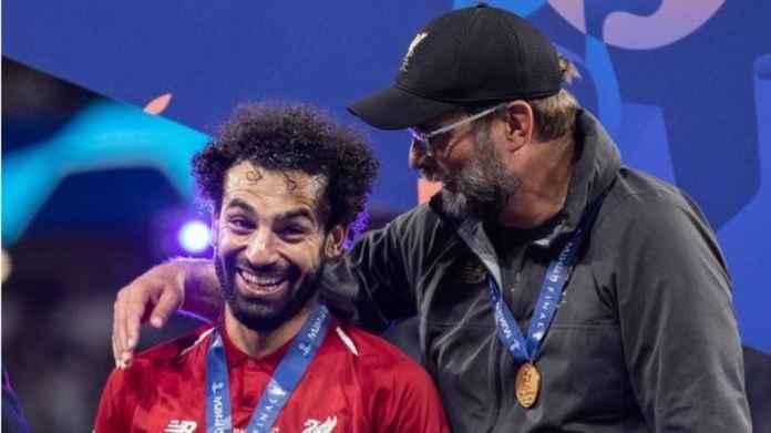 Liverpool Lega, Mohamed Salah Tolak Tawaran Selangit Klub Lain