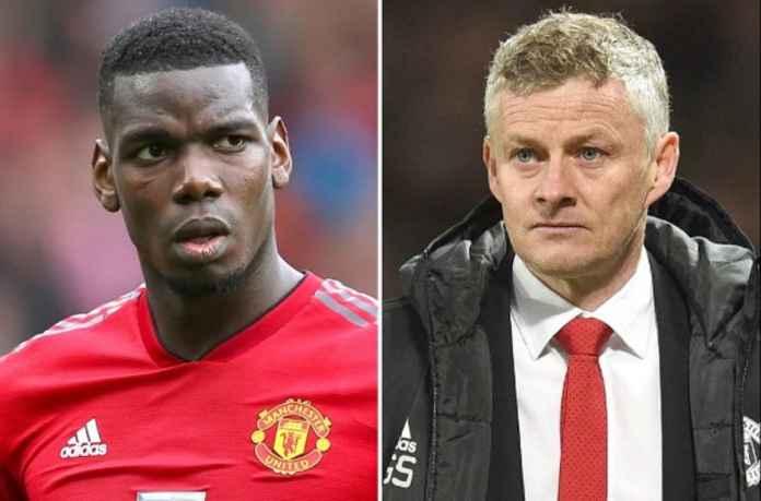 Paul Pogba Desak Manchester United Menjualnya Sebelum Pramusim