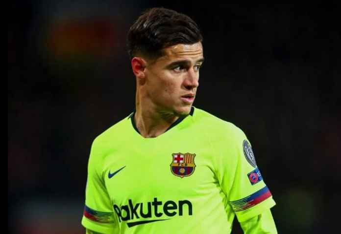 Demi Liverpool, Philippe Coutinho Tolak Manchester United
