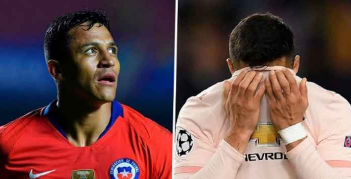 Alexis Sanchez Tak Dicintai di Manchester United
