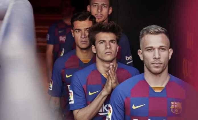 Barcelona Undang Arsenal di Joan Gamper Trophy