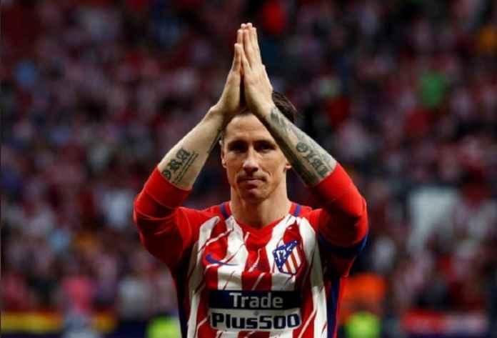 Eks Bintang Liverpool Fernando Torres Gantung Sepatu