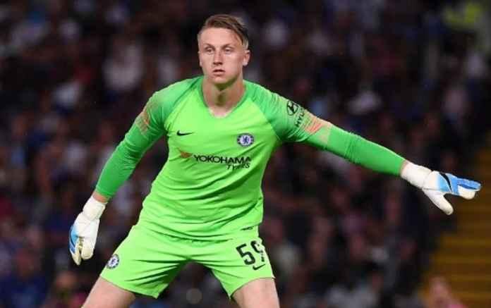PSG Dapatkan Kiper Muda Chelsea