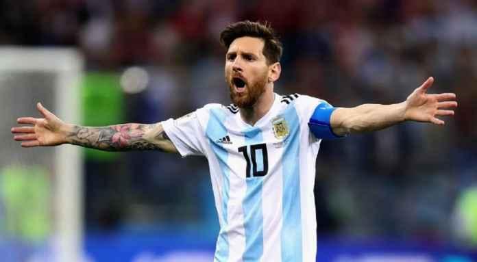 Lionel Messi Bakal Digantikan Lima Pemain Argentina Ini
