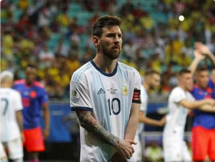 Argentina vs Paraguay: Bangkit dari Kekalahan