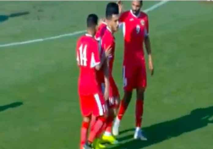 Hasil Yordania vs Indonesia, Skor 3-0