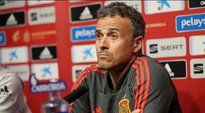 Timnas Spanyol Resmi Ditinggal Luis Enrique