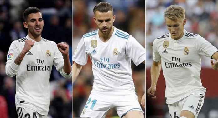 AC Milan Yakin Datangkan Trio Real Madrid