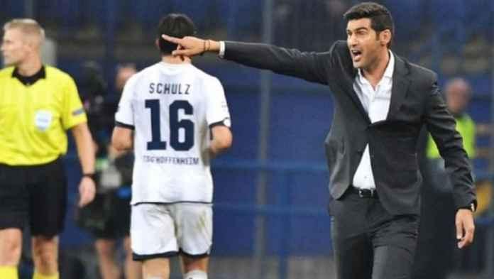 AS Roma Gaet Pelatih Shaktar Donetsk, Paulo Fonseca