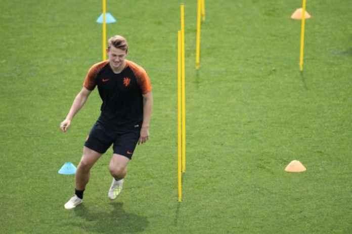 Juventus dan Ajax Sepakati Transfer Matthijs de Ligt