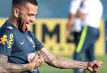 Barcelona Korbankan Nelson Semedo Demi Dani Alves
