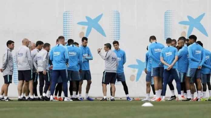 Lionel Messi Absen di Barcelona Preseason Training