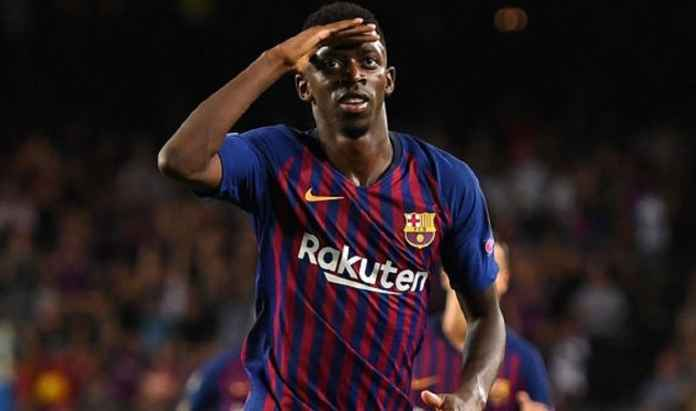 Ousmane Dembele Bertahan, Barcelona Tak Mungkin Rekrut Neymar
