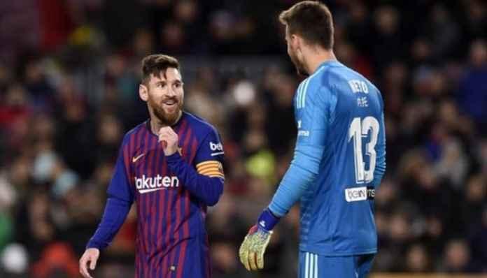Barcelona Resmi Datangkan Neto dari Valencia