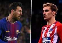 Lionel Messi Halangi Antoine Griezmann ke Barcelona