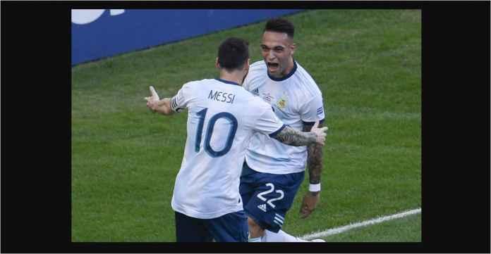 Striker Argentina Ini Cetak Gol Lagi, Kalahkan Lionel Messi