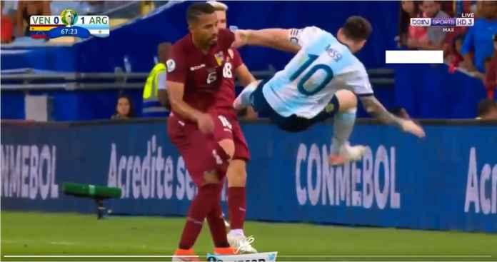 Cara Lionel Messi Bikin Kapok Penjegalnya, Incar Kemaluannya
