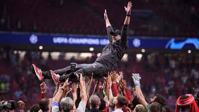 Liverpool Bertanding di Piala Dunia Antar Klub 2019