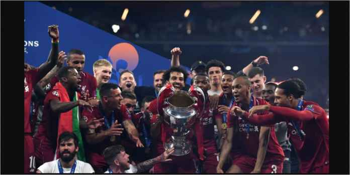 Juara Liga Champions, Liverpool Bertambah Kaya Rp 1,7 Trilyun