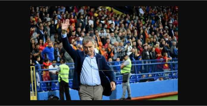 Politik Campuri Sepak Bola, Tim Piala Eropa 2020 Ini Pecat Pelatihnya