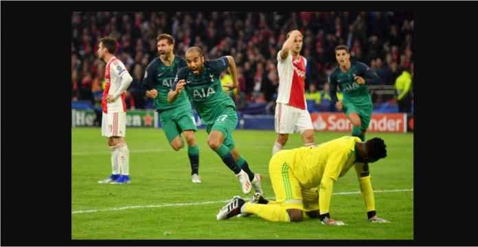 Tottenham Kantongi 21 Gol Sampai Semi Final Liga Champions