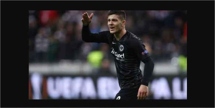 Lukai Real Madrid, Luka Jovic Bikin Eintracht Cuan 645 Milyar Sebulan!