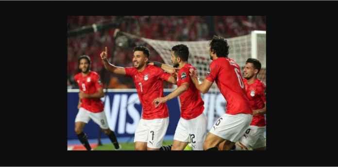 Siapa Sih Mahmoud Trezeguet, Pencetak Gol Mesir Tadi Malam?