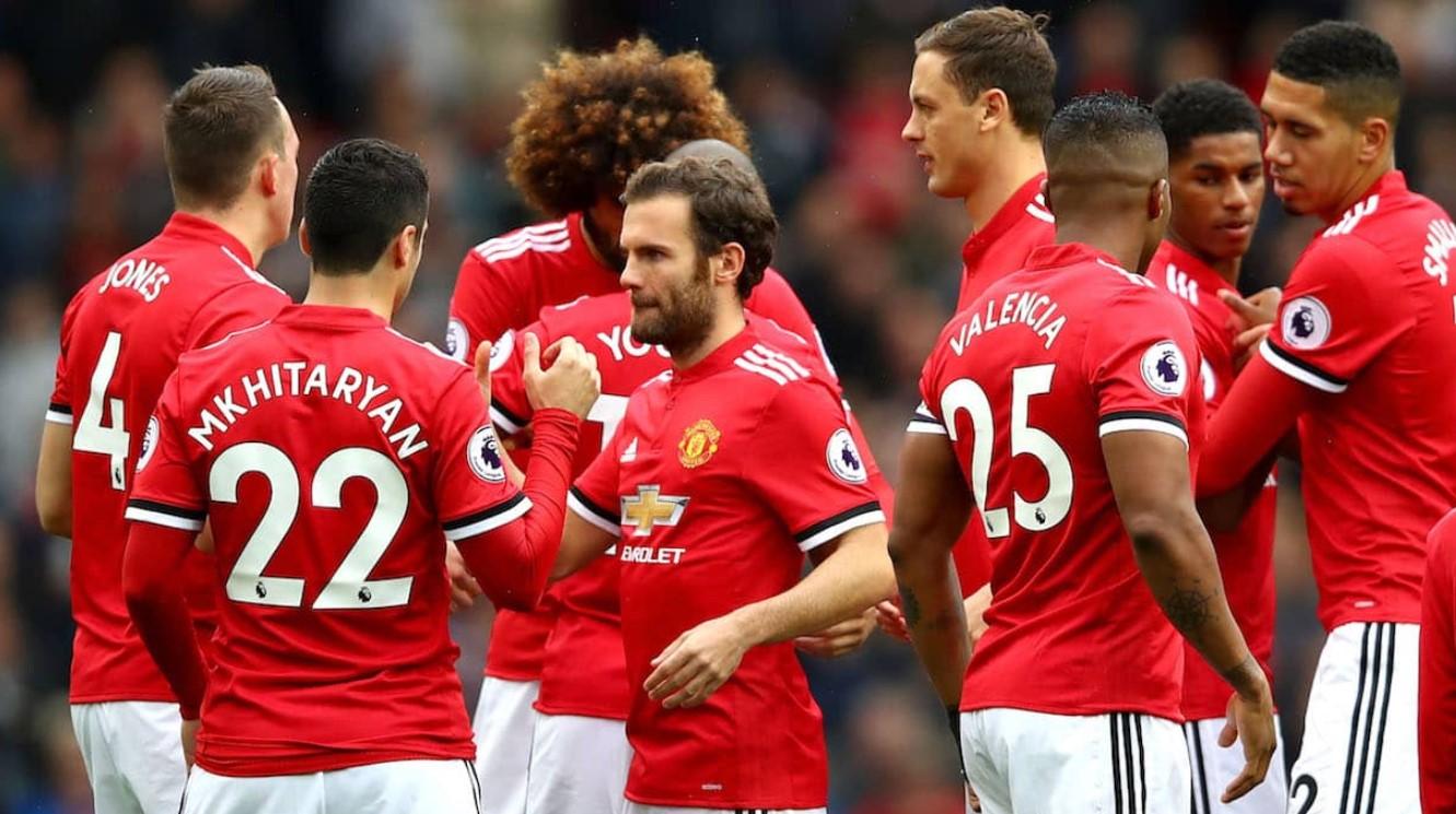 Manchester United Rilis 15 Nama Pemain Yang Tinggalkan Old