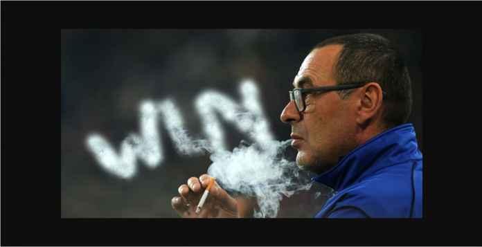 Maurizio Sarri Sudah Bakar Duit Rokok 7,1 Milyar!