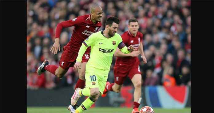 Mane Salah Messi Masuk 11 Pemain Terbaik Pilihan Jose Mourinho