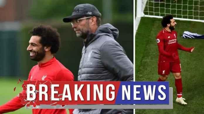 Mohamed Salah Akan Tinggalkan Liverpool