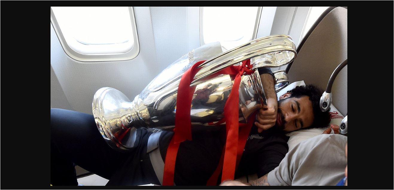 Mohamed Salah Hanya Korban Jebakan Media Spanyol
