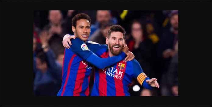 Cuma Lionel Messi yang Bisa Kendalikan Neymar