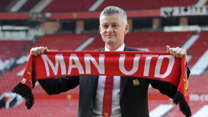 Ole Gunnar Solskjaer, manager Manchester United