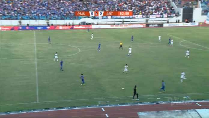 Hasil PSIS Semarang vs Barito Putera 0-0, Mahesa Jenar Urutan 6