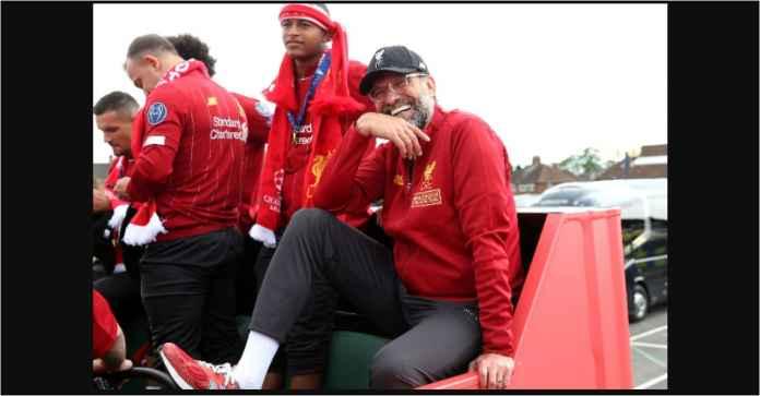 Parade Kemenangan Liverpool Jam 23.00 Ini Gunakan Bus Hijau