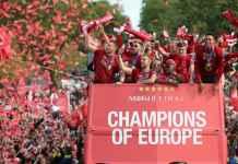 Parade pesta kemenangan Liverpool - di mana Mohamed Salah