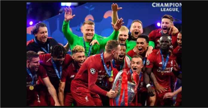 Liverpool Kini Ketiga Terbaik di Eropa, Tapi Kalah Jauh Dari Real Madrid