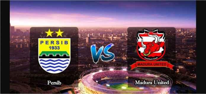 Hasil Persib Bandung vs Madura United 1-1, Maung Tak Beruntung