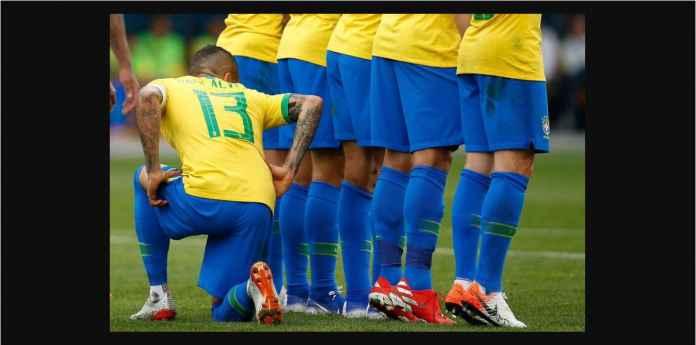 Dua Dari Lima Gol Brasil Terjadi Karena Kesalahan Konyol Kiper Peru