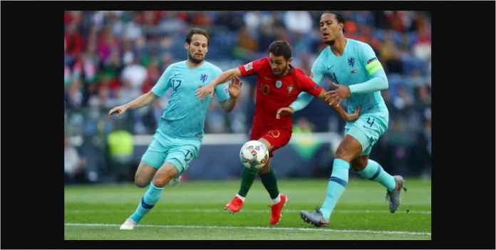 Hasil Portugal vs Belanda 1-0, Ronaldo Juara UEFA Nations League!