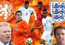 Prediksi Belanda vs Inggris di Semifinal UEFA Nations League 2019